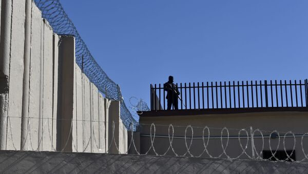 A prison guard , Mexico (File) - Sputnik International