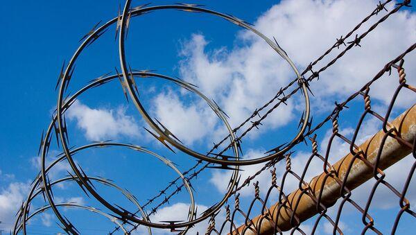 Razor wire - Sputnik International