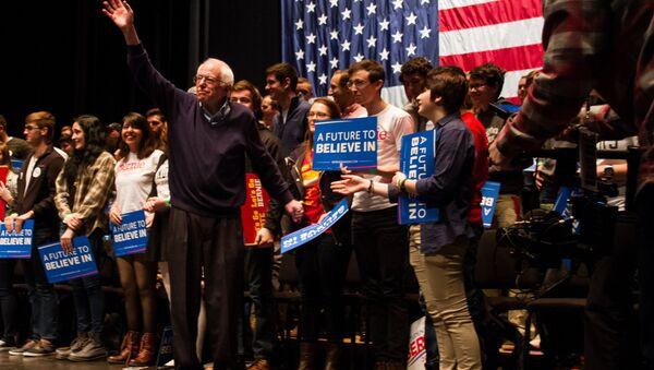 Bernie @ ISU - Sputnik International