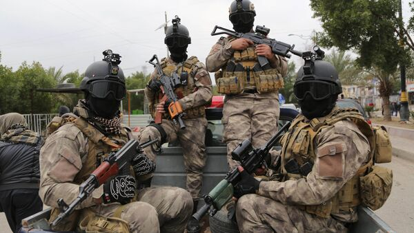 Shiite militia group (File) - Sputnik International