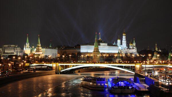 New Year celebrations in Moscow - Sputnik International