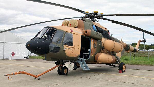 Mi-17 V-5 - Sputnik International