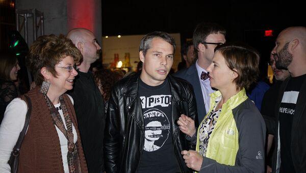 Shepard Fairey at the CAC - Sputnik International
