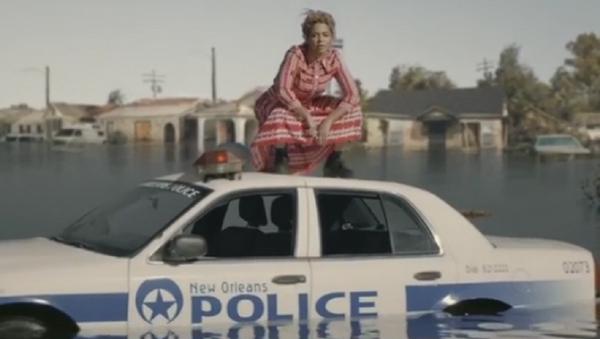 Bizarre Police Backlash Against Beyoncé Broadens - Sputnik International