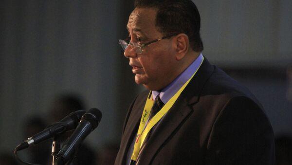 Sudanese Foreign Minister Ibrahim Ghandour - Sputnik International
