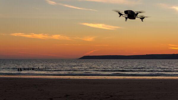 drone at sea - Sputnik International