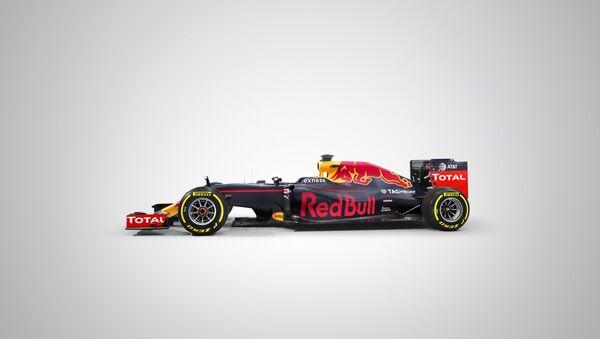 Red Bull Racing RB 12 seen during a studio shoot in UK on February 20th, 2016 - Sputnik International