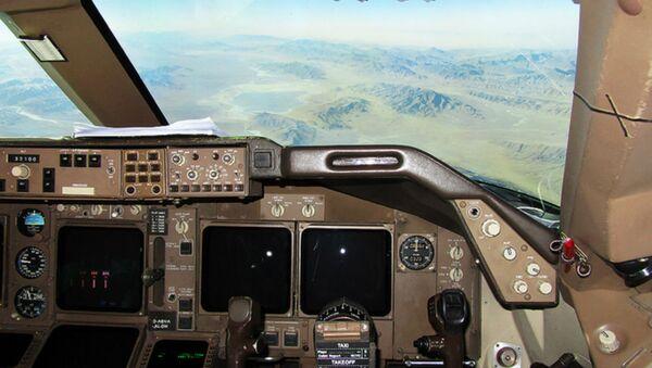 Plane Cockpit - Sputnik International