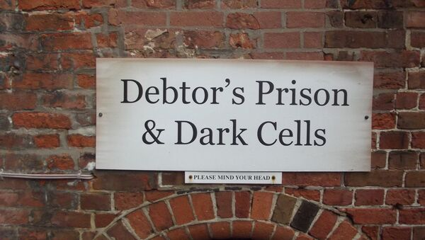 Debtor's Prison - Sputnik International
