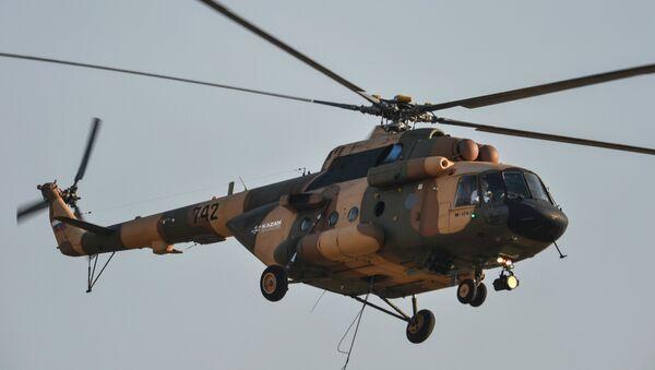 Mi-17B-5 helicopter - Sputnik International