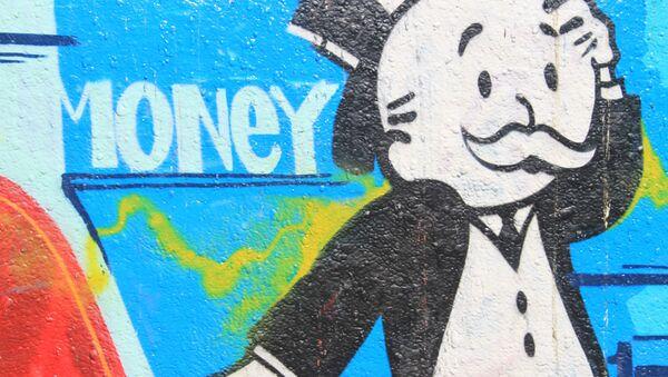 Mr. Monopoly - Sputnik International