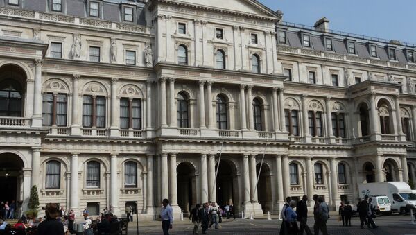 Foreign and Commonwealth Office - Sputnik International