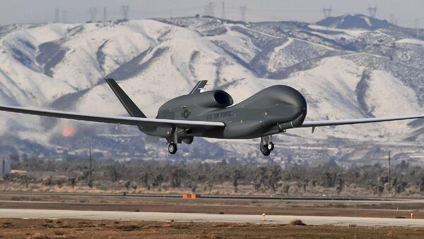 Global Hawk unmanned aircraft system - Sputnik International