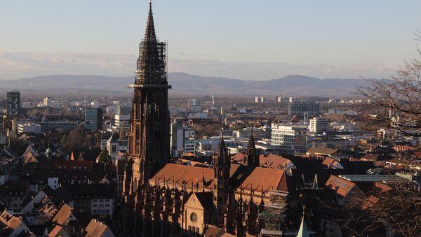 Freiburg, Germany - Sputnik International