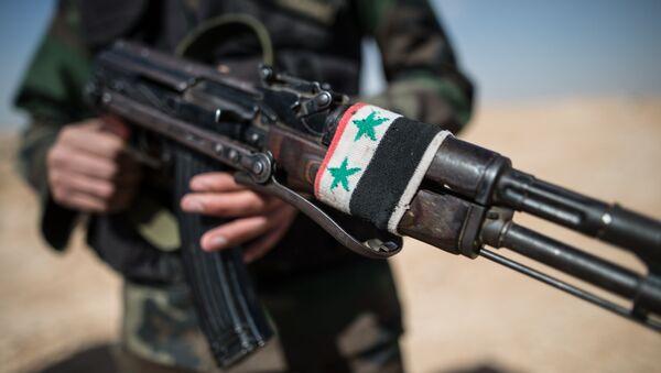 Syria update - Sputnik International