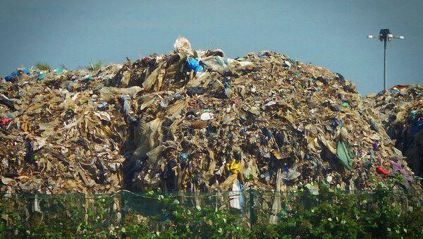 Heap of rubbish - Sputnik International