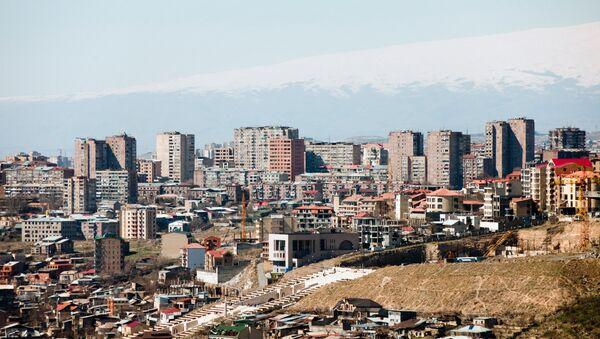 View of Yerevan. (File) - Sputnik International