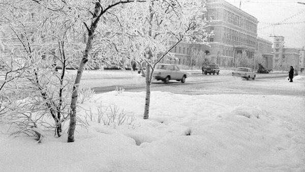 Murmansk in winter - Sputnik International