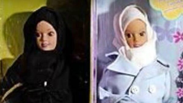 Iranian Barbie Dolls - Sputnik International