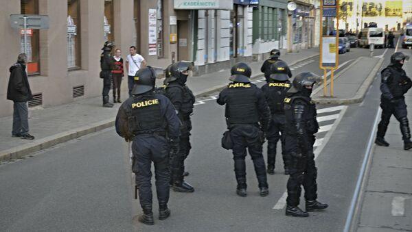 Czech Police - Sputnik International