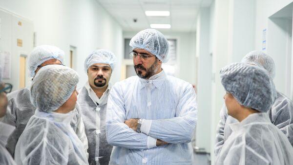 Russia-Iran  pharmaceutics - Sputnik International