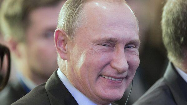 President Vladimir Putin - Sputnik International