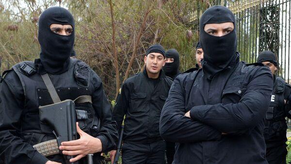 Tunisian security forces (File) - Sputnik International