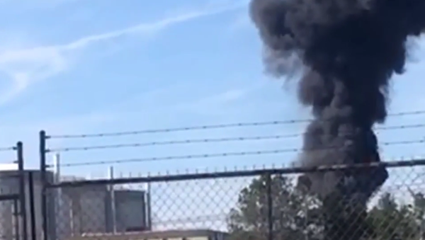 A major nuclear power plant in South Carolina caught fire Sunday, which led to the shutdown of a reactor. - Sputnik International
