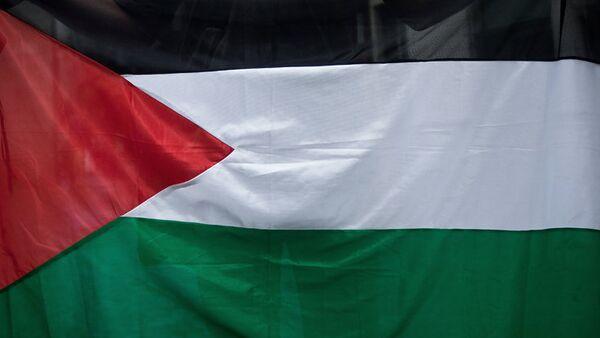 Palestinian flag - Sputnik International