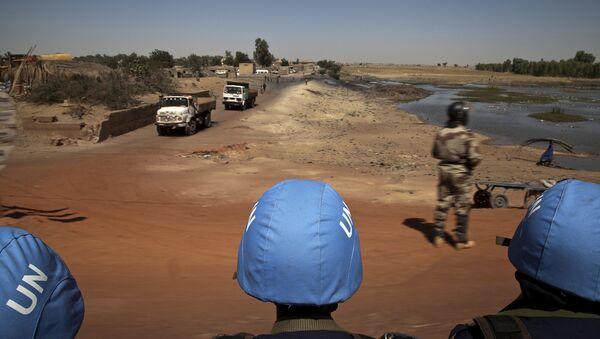 UN peacekeepers. Mali (File) - Sputnik International