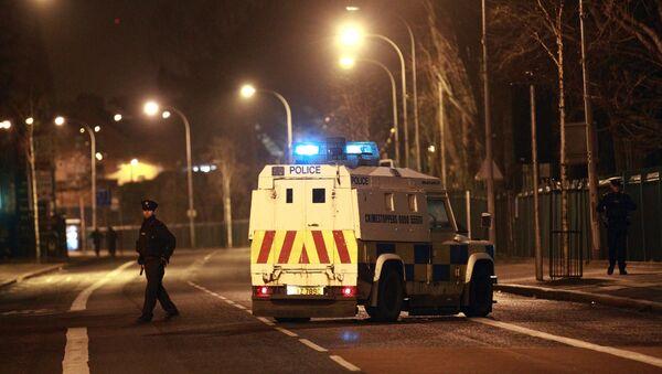 Northern Ireland police (File) - Sputnik International