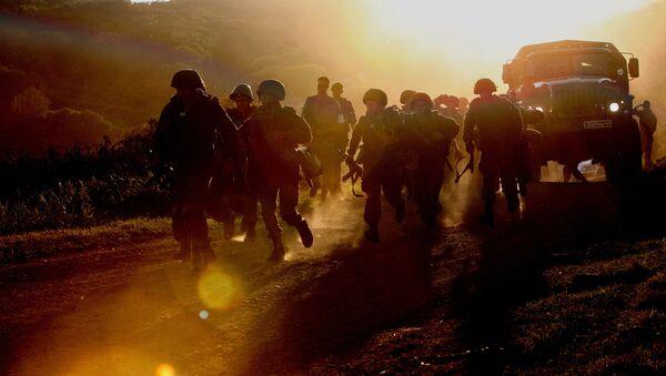 Eastern Military District. drills File photo - Sputnik International