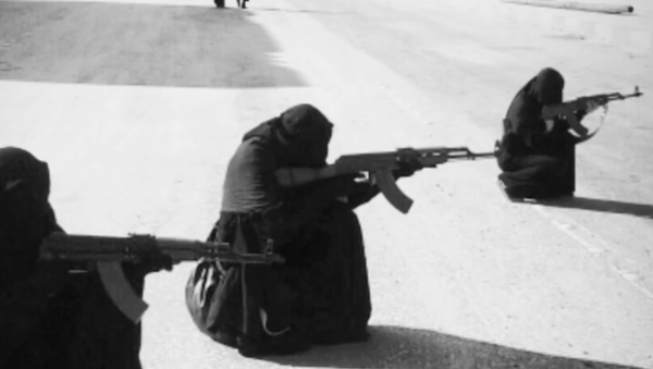 Women of Daesh - Sputnik International