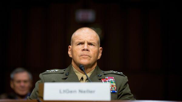 Lt. Gen. Robert Neller. - Sputnik International