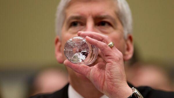 Snyder Finally Testifies to Congress - Sputnik International