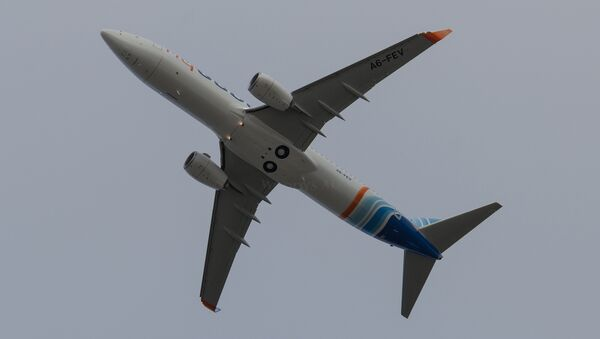 FlyDubai Boeing-737-800 - Sputnik International