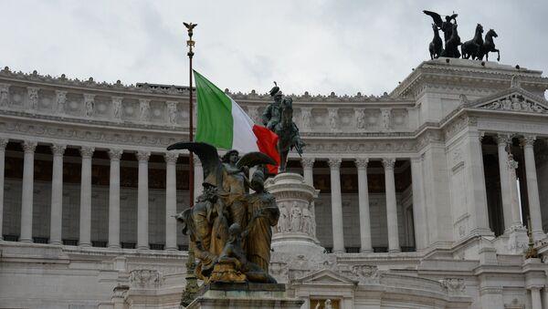 World cities. Rome - Sputnik International