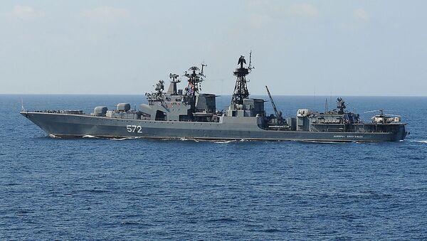 Admiral Vinogradov anti-submarine warfare frigate - Sputnik International