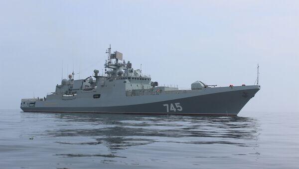 Admiral Grigorovich Frigate - Sputnik International