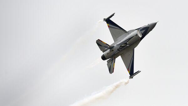 F-16 of Belgian Air Force - Sputnik International