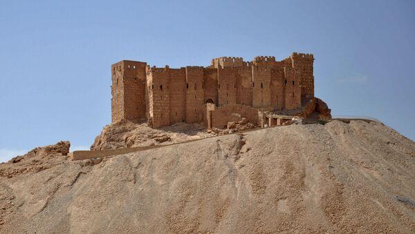 Syria's ancient city of Palmyra - Sputnik International