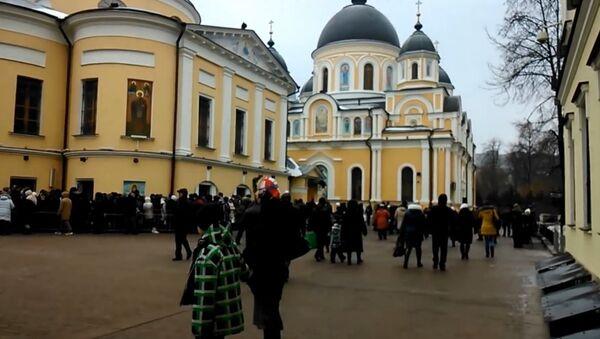 Holy Intercession convent - Sputnik International
