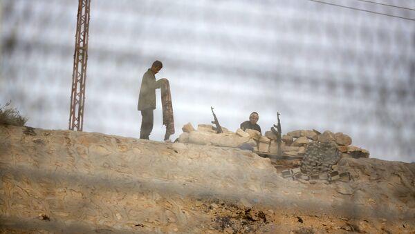 Egyptian soldiers - Sputnik International