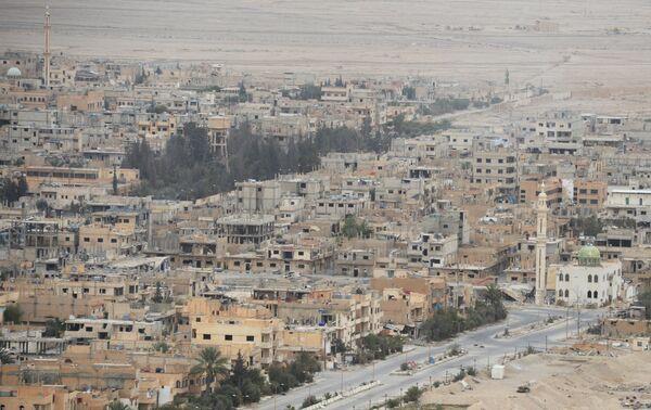 Liberation of Palmyra: Daesh Decimated, Peace Restored, Raqqa in Sight - Sputnik International
