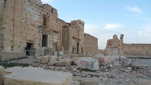 Liberated Palmyra - Sputnik International