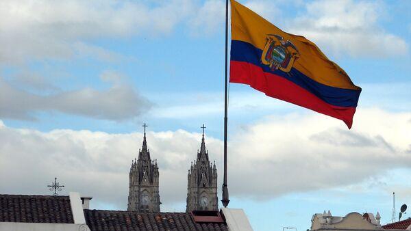 Flag of Ecuador - Sputnik International