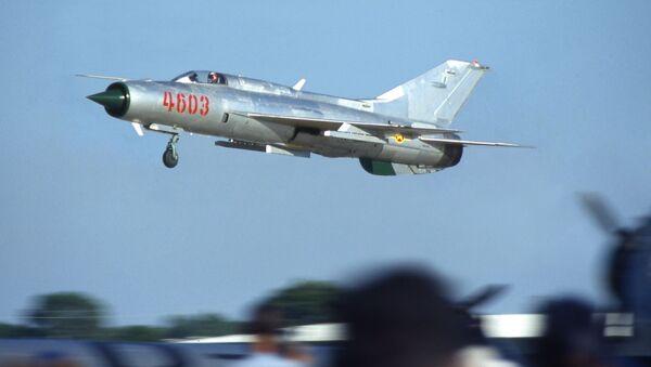 The Mikoyan-Gurevich MiG-21 is a supersonic jet fighter aircraft - Sputnik International