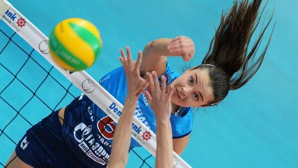 CEV Women's Champions League. Dynamo Moscow vs. Fenerbahce - Sputnik International