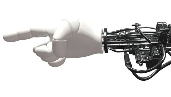 Robot hand - Sputnik International