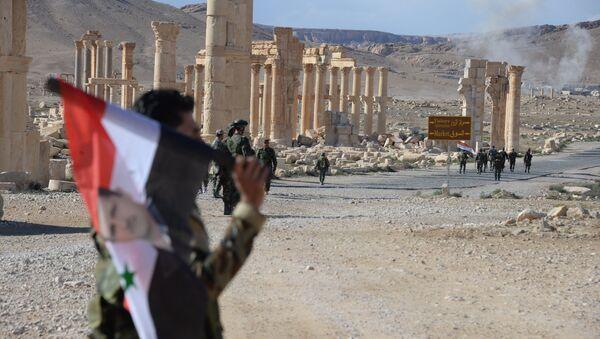 Ancient Palmyra - Sputnik International